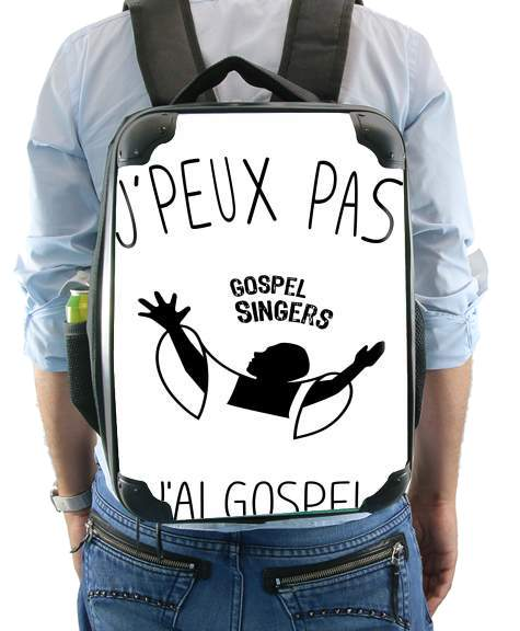Je peux pas jai gospel for Backpack
