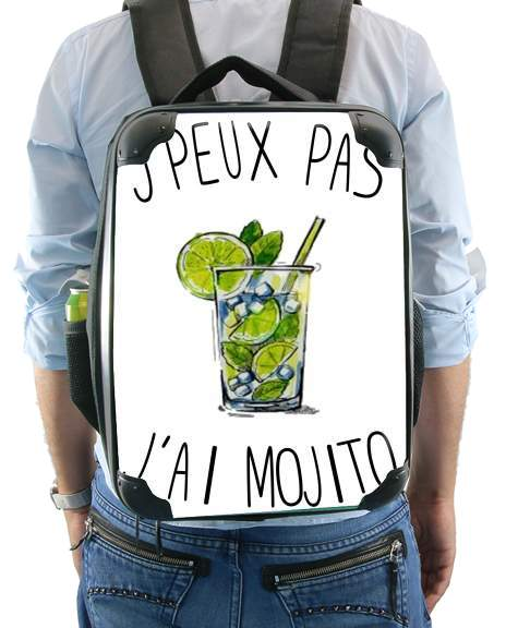 Je peux pas jai mojito for Backpack