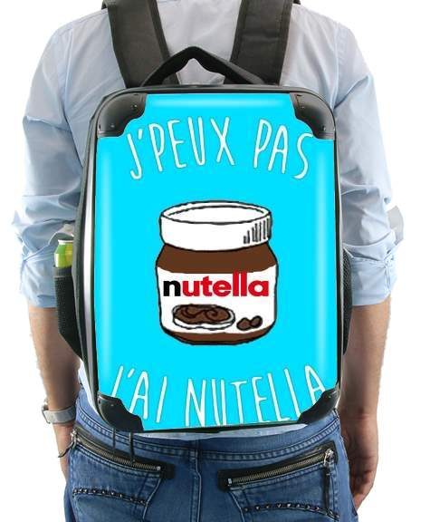Je peux pas jai nutella for Backpack