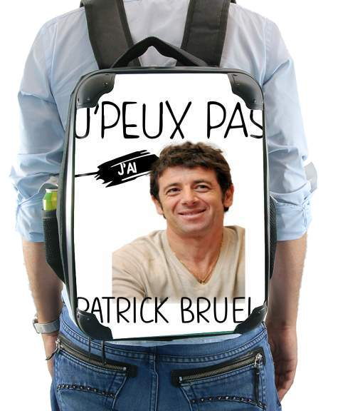 Je peux pas jai Patrick Bruel for Backpack