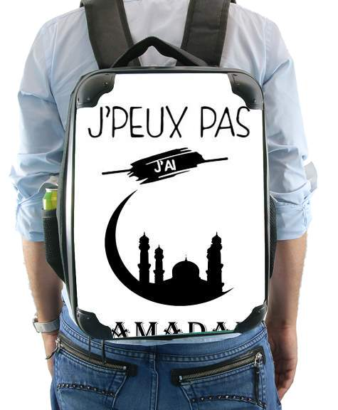 Je peux pas jai ramadan for Backpack
