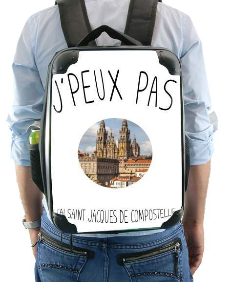 Je peux pas jai saint jacques de compostelle for Backpack