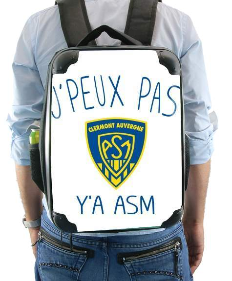 Je peux pas ya ASM - Rugby Clermont Auvergne for Backpack