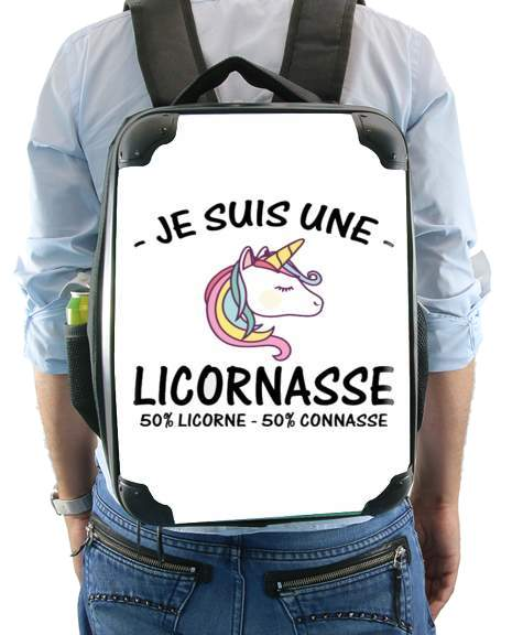 Je suis une licornasse for Backpack