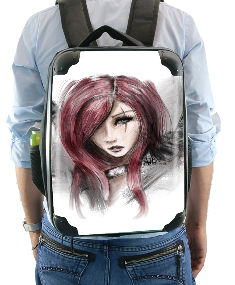 Katarina Drawing for Backpack