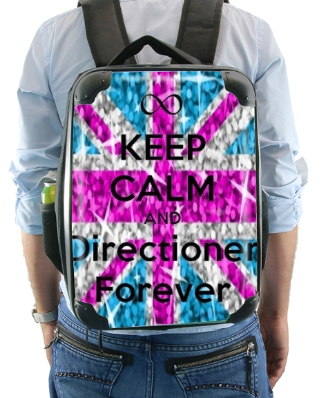 Keep Calm And Directioner forever for Backpack