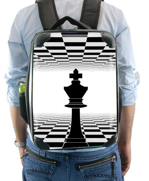King Chess for Backpack