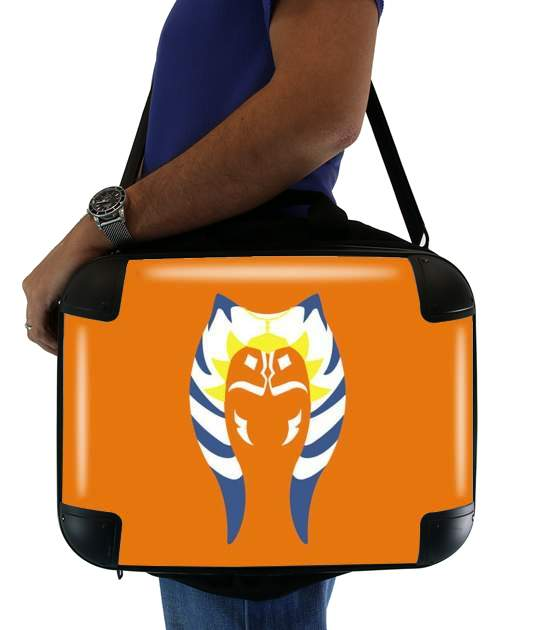 "Ahsoka for Laptop briefcase 15"" / Notebook / Tablet"