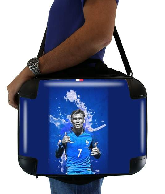 "Allez Griezou France Team for Laptop briefcase 15"" / Notebook / Tablet"
