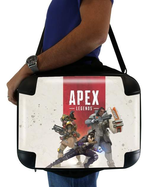 "Apex Legends for Laptop briefcase 15"" / Notebook / Tablet"