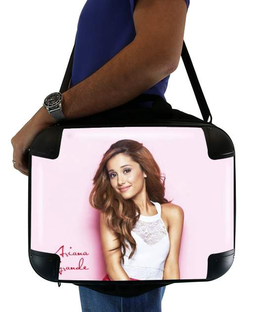 "Ariana Grande for Laptop briefcase 15"" / Notebook / Tablet"
