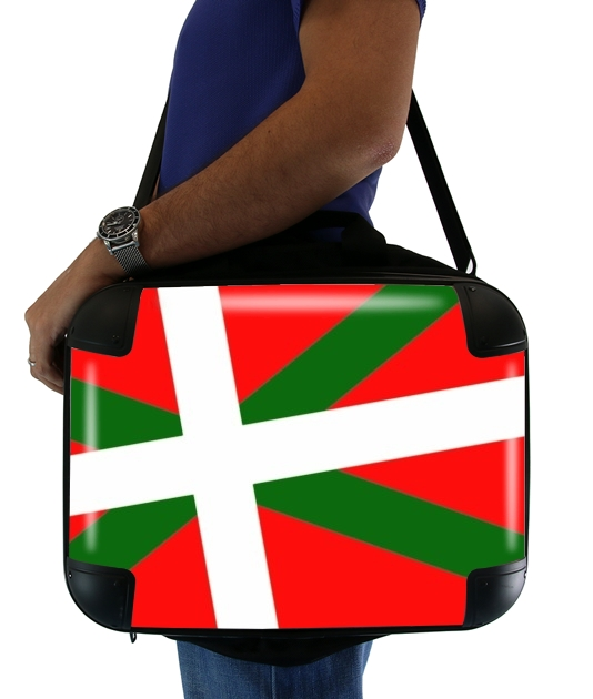 "Basque for Laptop briefcase 15"" / Notebook / Tablet"
