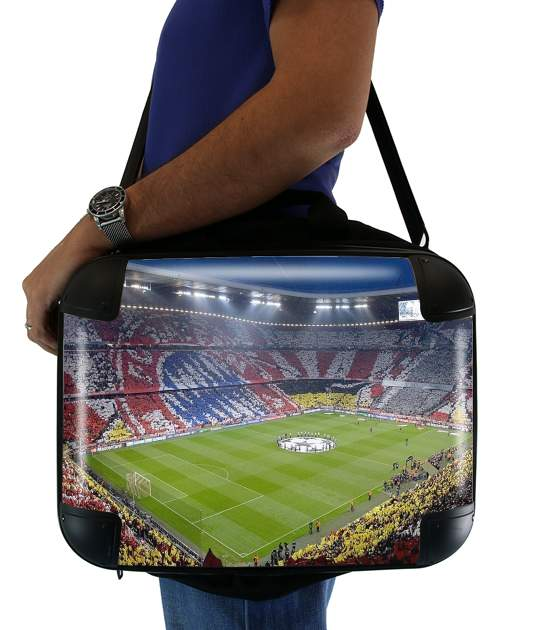 "Bayern Munchen Kit Football for Laptop briefcase 15"" / Notebook / Tablet"