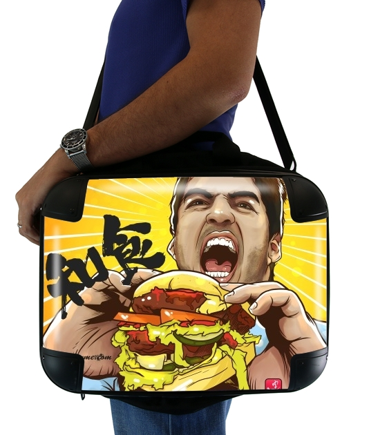 "Bigmouth for Laptop briefcase 15"" / Notebook / Tablet"