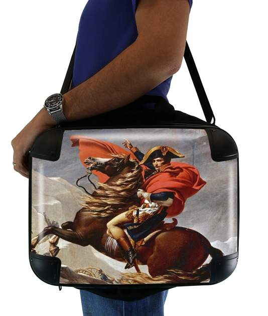 "Bonaparte Napoleon for Laptop briefcase 15"" / Notebook / Tablet"