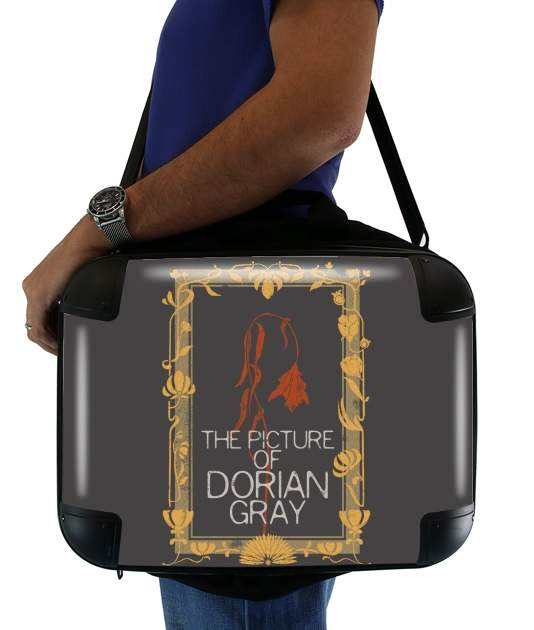 "BOOKS collection: Dorian Gray for Laptop briefcase 15"" / Notebook / Tablet"
