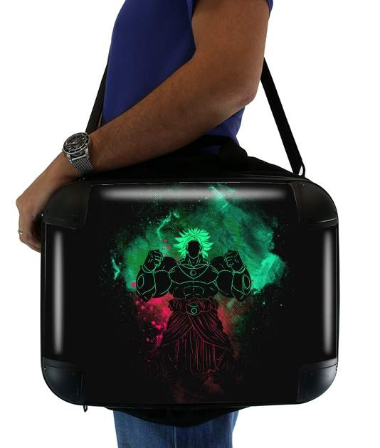 "Broly - Burori for Laptop briefcase 15"" / Notebook / Tablet"