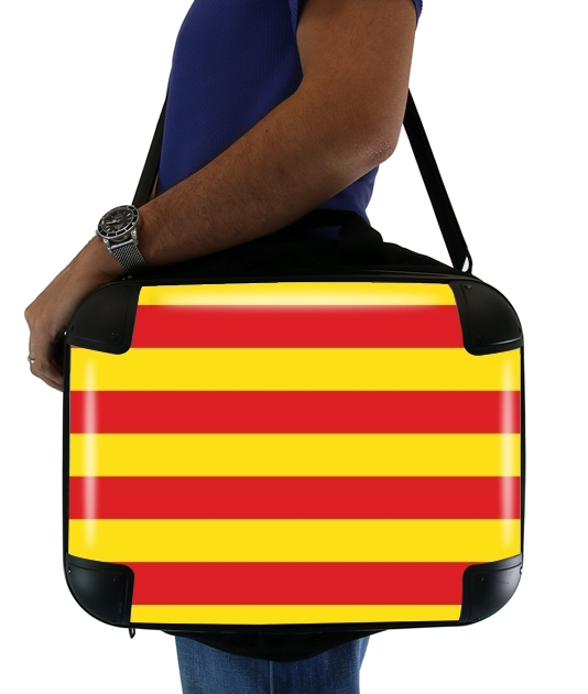 "Catalonia for Laptop briefcase 15"" / Notebook / Tablet"