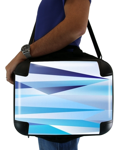 "cold as ice for Laptop briefcase 15"" / Notebook / Tablet"