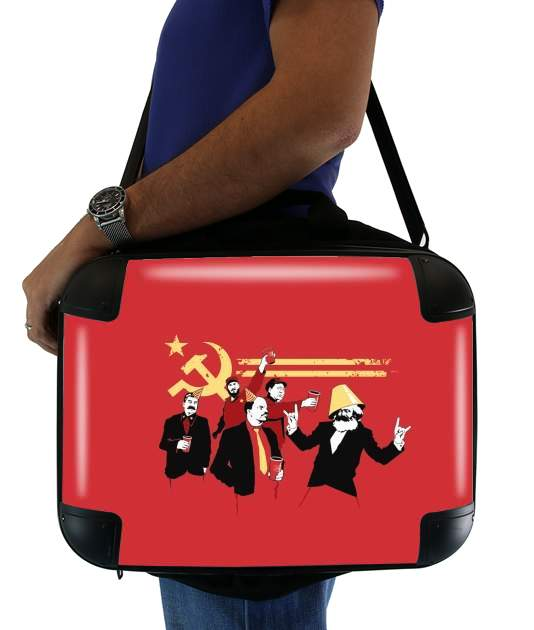 "Communism Party for Laptop briefcase 15"" / Notebook / Tablet"