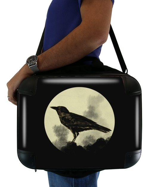 "Crow for Laptop briefcase 15"" / Notebook / Tablet"
