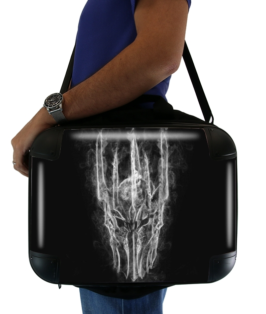 "Dark Lord Smoke for Laptop briefcase 15"" / Notebook / Tablet"