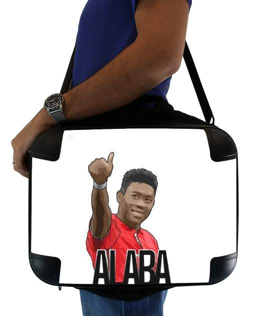 "David Alaba Bayern for Laptop briefcase 15"" / Notebook / Tablet"