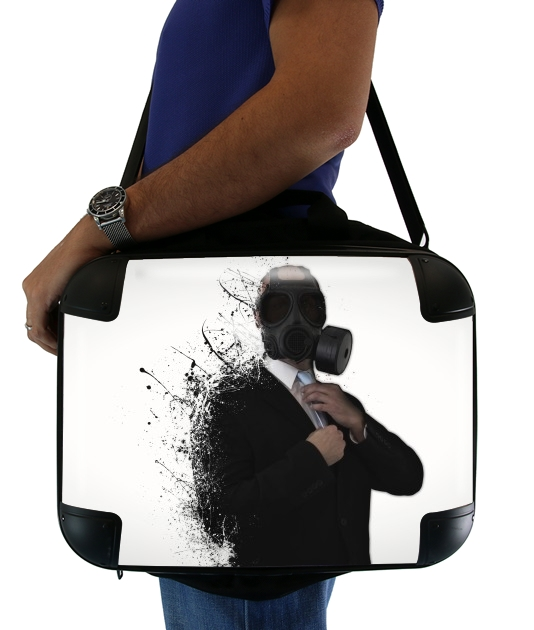 "Dissolution Of Man for Laptop briefcase 15"" / Notebook / Tablet"