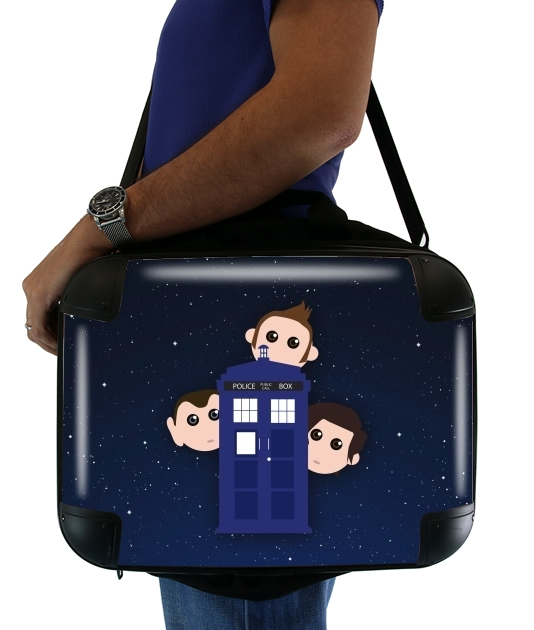 "Doctors for Laptop briefcase 15"" / Notebook / Tablet"