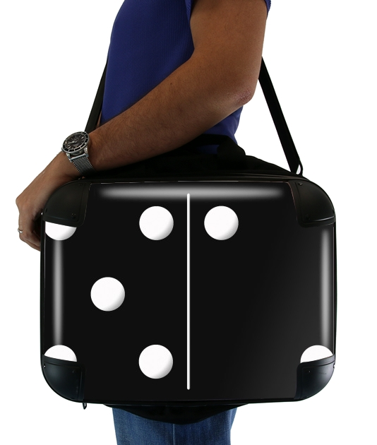"Domino for Laptop briefcase 15"" / Notebook / Tablet"