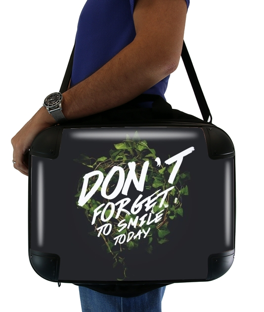 "Don't forget it!  for Laptop briefcase 15"" / Notebook / Tablet"