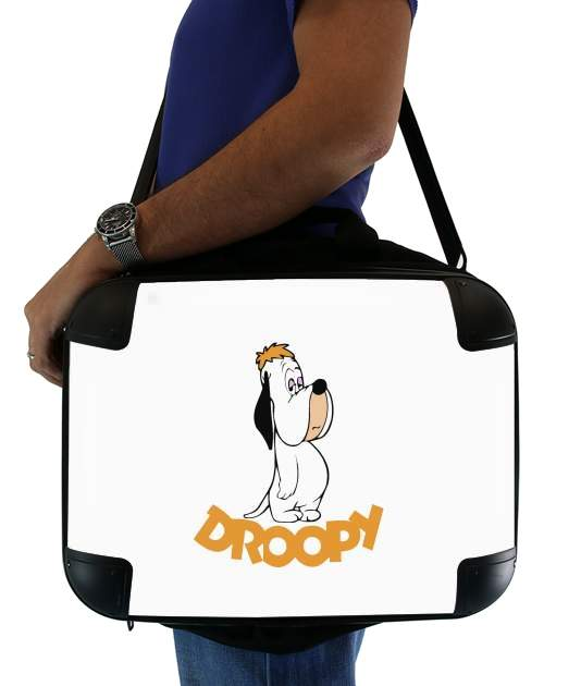 "Droopy Doggy for Laptop briefcase 15"" / Notebook / Tablet"