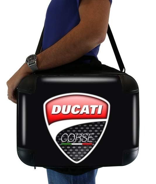 "Ducati for Laptop briefcase 15"" / Notebook / Tablet"
