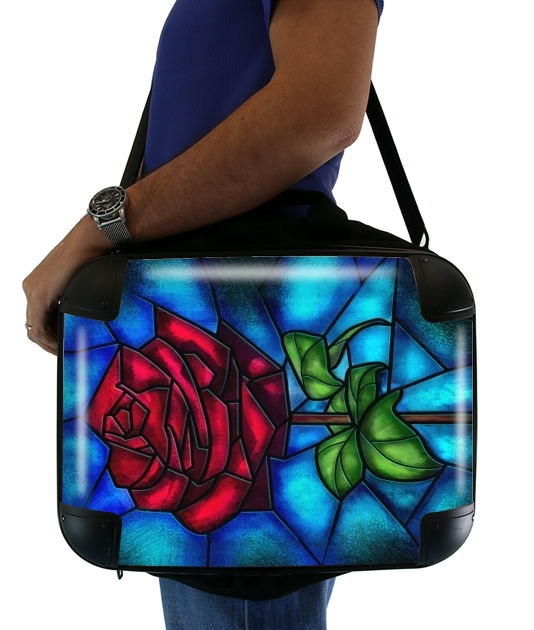 "Eternal Rose for Laptop briefcase 15"" / Notebook / Tablet"
