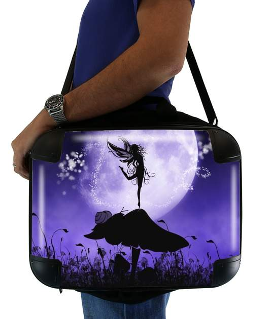 "Fairy Silhouette 2 for Laptop briefcase 15"" / Notebook / Tablet"