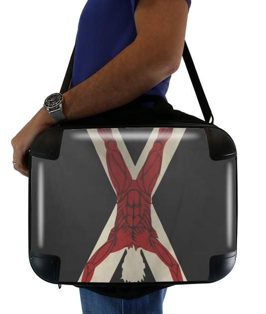 "Flag House Bolton for Laptop briefcase 15"" / Notebook / Tablet"