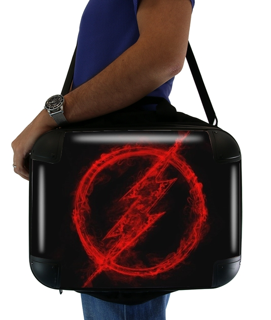 "Flash Smoke for Laptop briefcase 15"" / Notebook / Tablet"