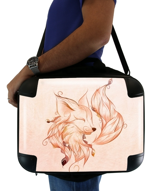 "Fox for Laptop briefcase 15"" / Notebook / Tablet"