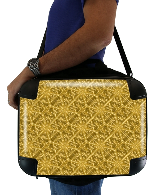 "Golden for Laptop briefcase 15"" / Notebook / Tablet"