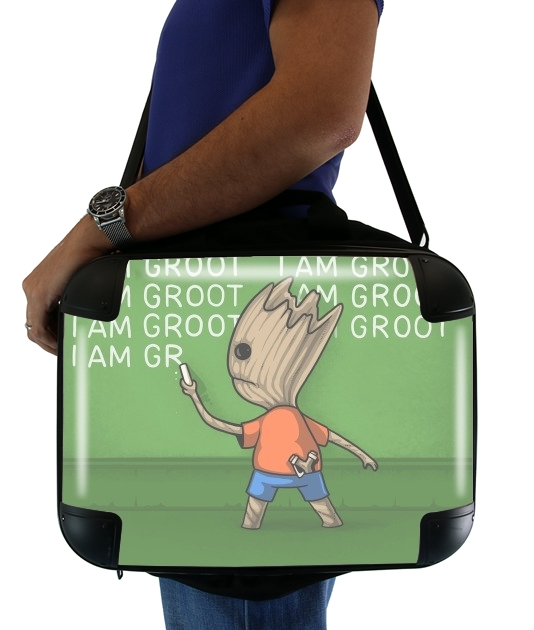 "Groot Detention for Laptop briefcase 15"" / Notebook / Tablet"