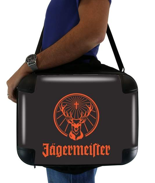 "Jagermeister for Laptop briefcase 15"" / Notebook / Tablet"