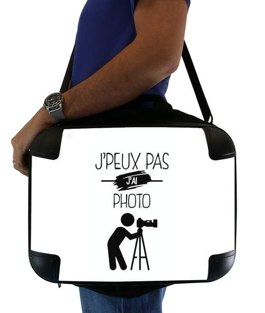 "Je peux pas j ai photo for Laptop briefcase 15"" / Notebook / Tablet"