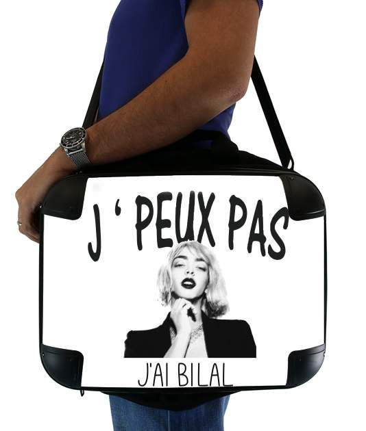 "Je peux pas jai Bilal for Laptop briefcase 15"" / Notebook / Tablet"