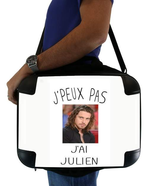 "Je peux pas jai julien dore for Laptop briefcase 15"" / Notebook / Tablet"