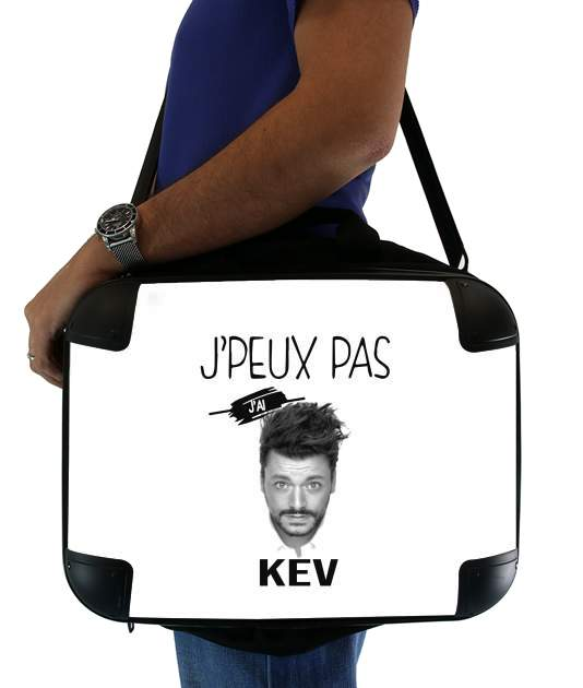 "Je peux pas jai Kev Adams for Laptop briefcase 15"" / Notebook / Tablet"