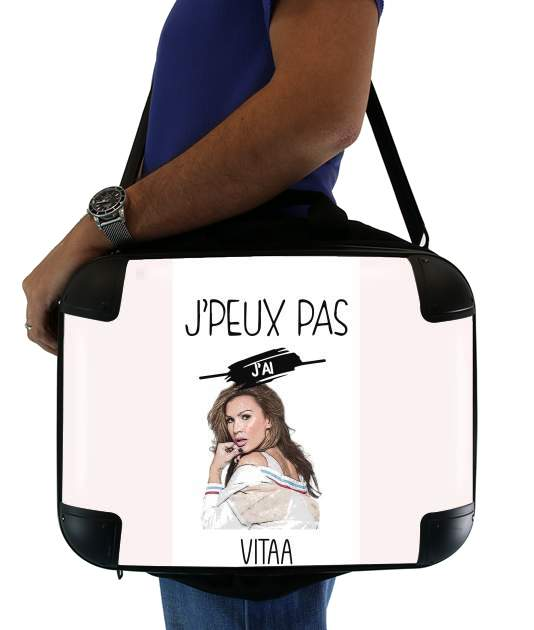 "Je peux pas jai Vitaa for Laptop briefcase 15"" / Notebook / Tablet"