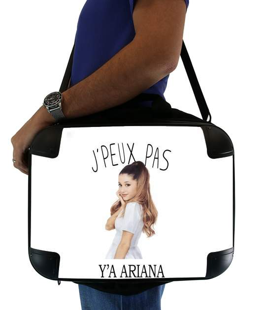 "Je peux pas ya ariana for Laptop briefcase 15"" / Notebook / Tablet"