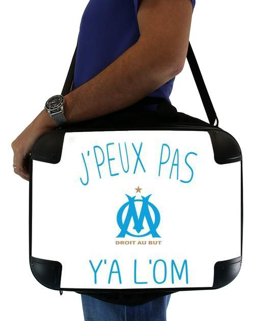 "Je peux pas ya lom for Laptop briefcase 15"" / Notebook / Tablet"