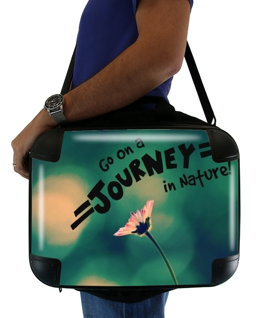 "Journey for Laptop briefcase 15"" / Notebook / Tablet"