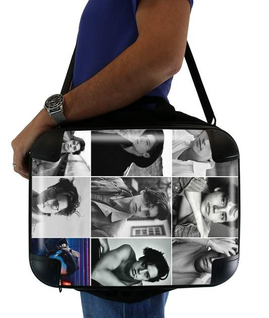 "JugHead Cole Sprouse for Laptop briefcase 15"" / Notebook / Tablet"
